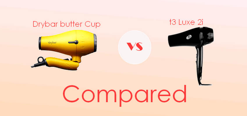 DryBar Buttercup Dryer Review Compared with T3 Prohairblog