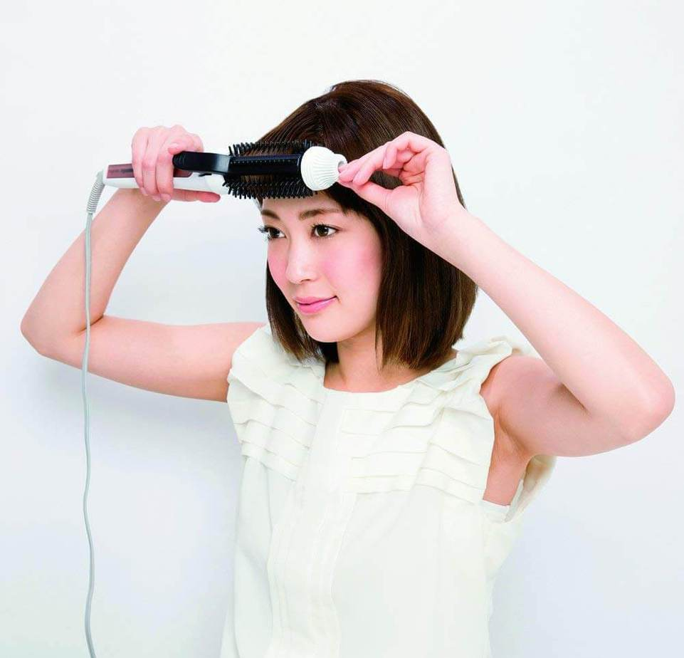 Panasonic-Curling-Iron-Brush