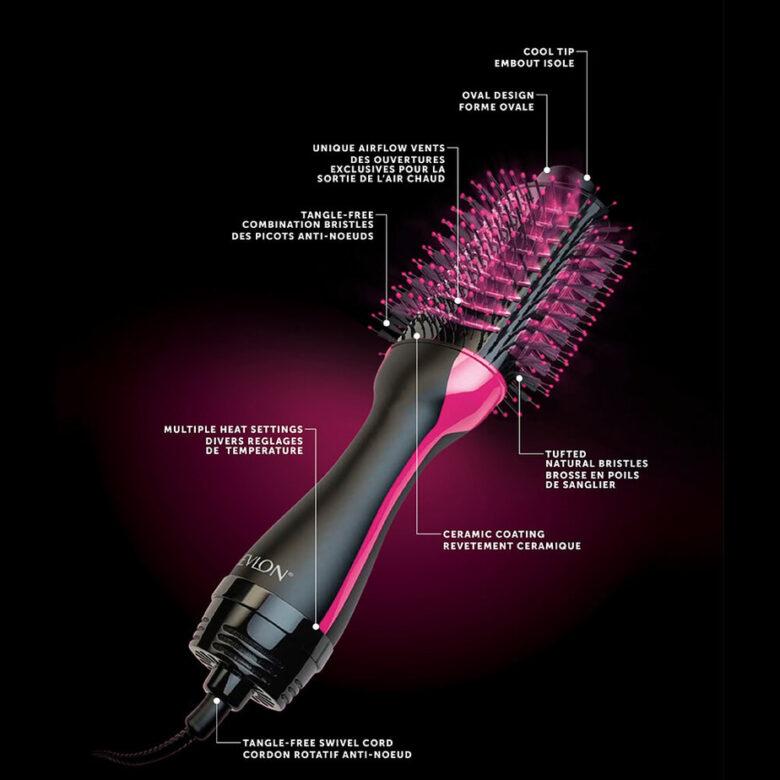 Revlon One Step Hair styler insights