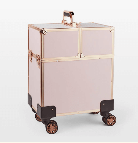 Hair Stylist Rolling Case