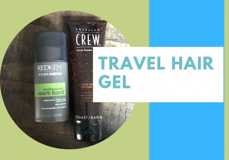 best travel hair gel