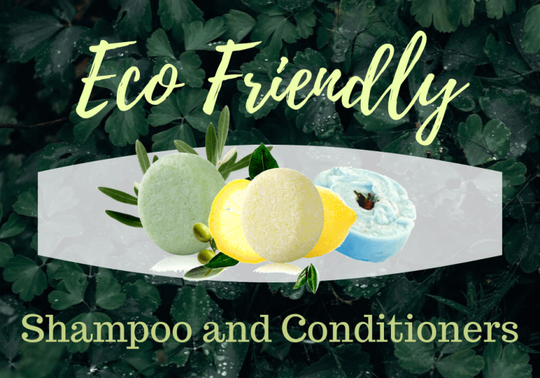 biodegradable eco friendly shampoo and conditioner