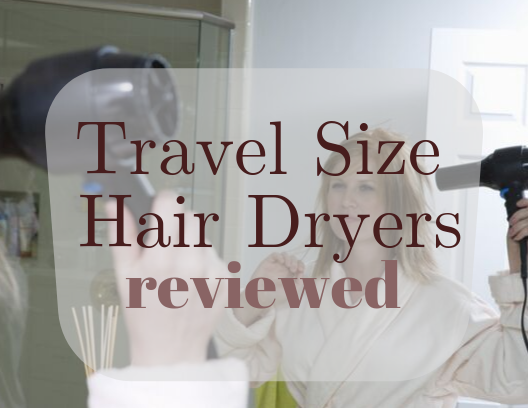 travel hair dryers