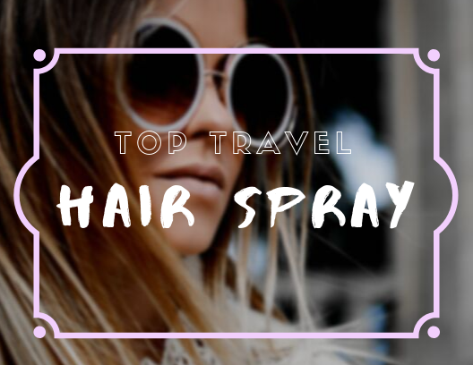 travel size hair spray