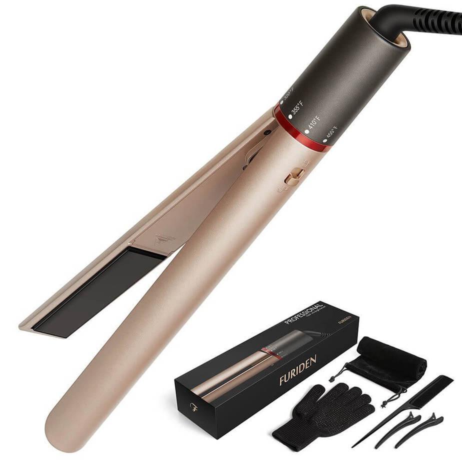 furiden hair straightener