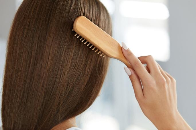 Soft bristle brush