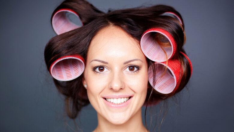Hair steam Roller