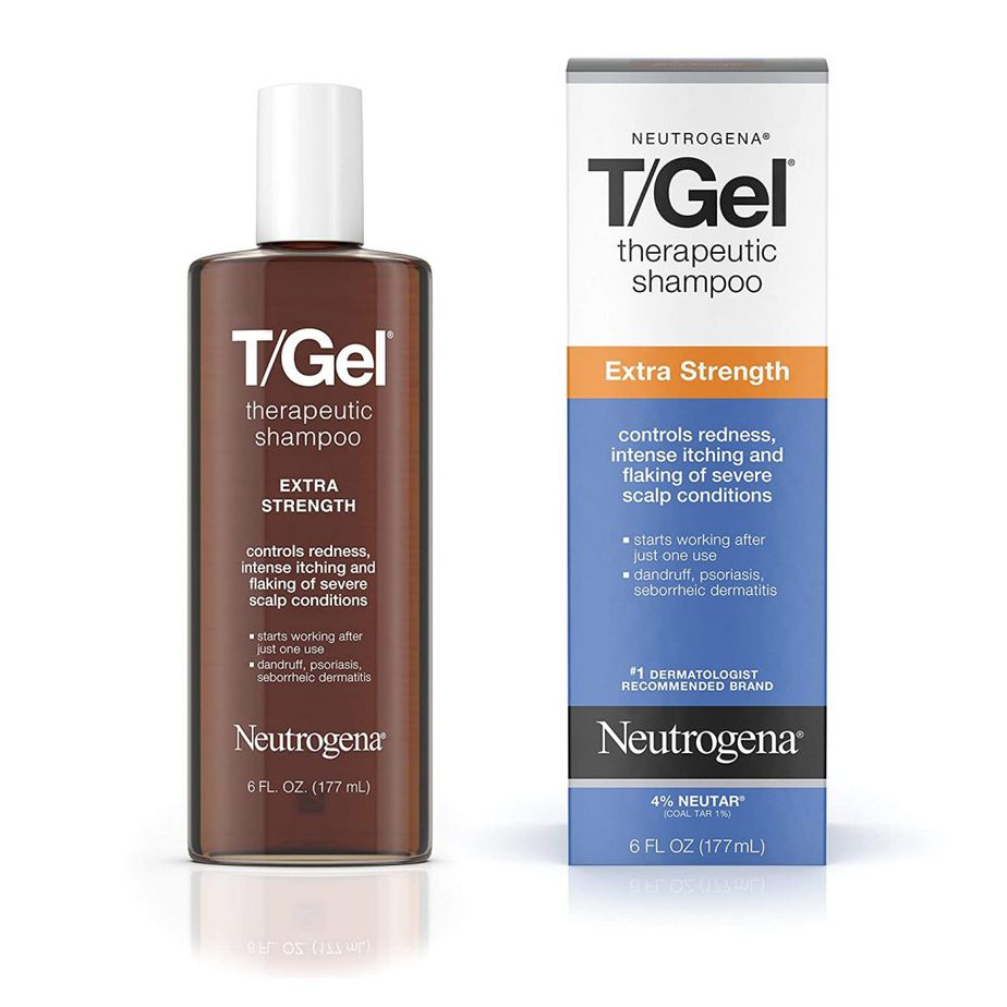 Neutrogena T Gel Extra Strength Therapeutic Shampoo